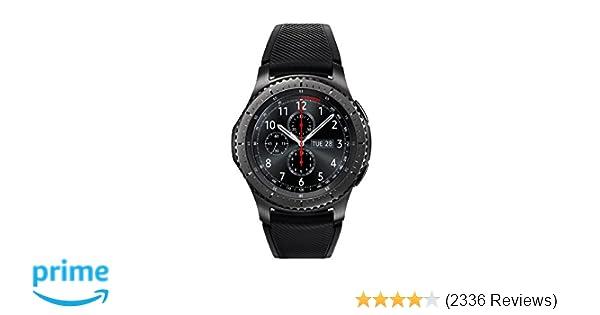 Samsung Gear S3 Frontier Smartwatch (Bluetooth), SM-R760NDAAXAR - US Version with Warranty