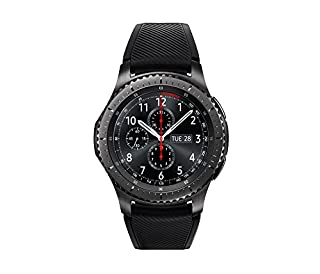 Samsung Gear S3 Frontier Smartwatch (Bluetooth), SM-R760NDAAXAR - US Version with Warranty (B01M7MDK5S) | Amazon Products
