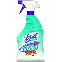 Professional Lysol Antibacterial Kitchen Cleaner Spray, 32oz