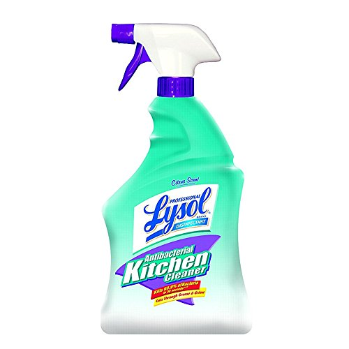 (Professional Lysol Antibacterial Kitchen Cleaner Spray 384oz)
