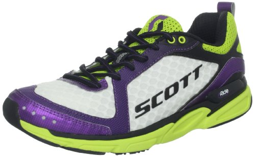 Scott Löpning Kvinna Eride Tränare 2 Löparsko Vit / Lila