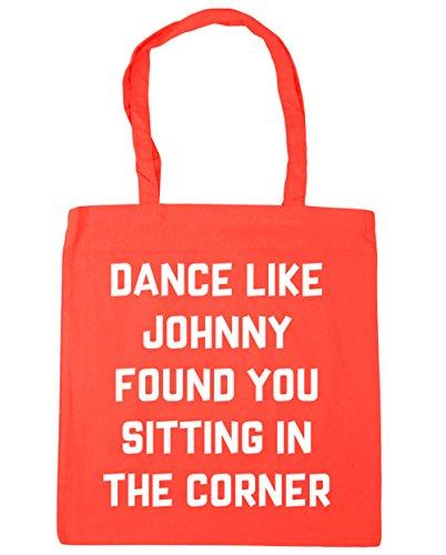 Ballo Hippowarehouse Come Johnny Ti Trovo Seduto Nellangolo Borsa Da Palestra Borsa Da Spiaggia 42cm X38cm, 10 Litri - Corallo, Taglia Unica