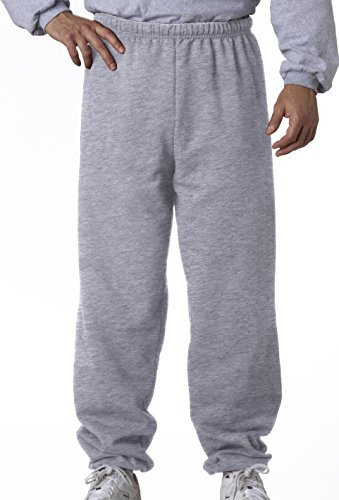 Jerzees Youth 8 oz., 50/50 NuBlend Sweatpants by Jerzees (8 Oz Sweatpant)