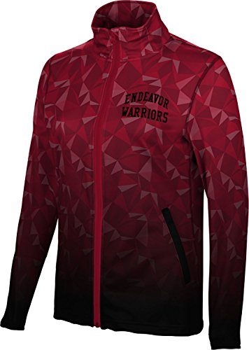Endeavor Full Zip Jacket (ProSphere Women's Endeavor High School Maya Full Zip Jacket (Apparel) (Small))