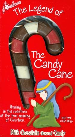 chocolate candy cane christmas candy - Hard Candy Christmas Meaning
