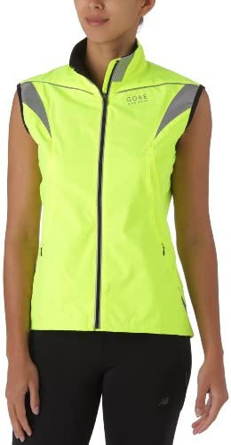 GORE WEAR Damen Active Shell Weste Visibility Lady