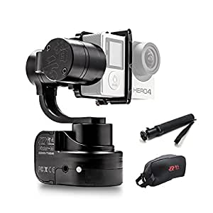 Zhiyun - Z1-Rider-M Wearable 3 Axis Brussless Gopro Camera Gimbal Stablizer APP Remote Control for GoPro Sports Camera GoPro Hero 4 3+ 3
