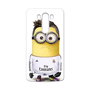 Cute Minions Stylish High Quality Comstom Protective case cover For LG G3