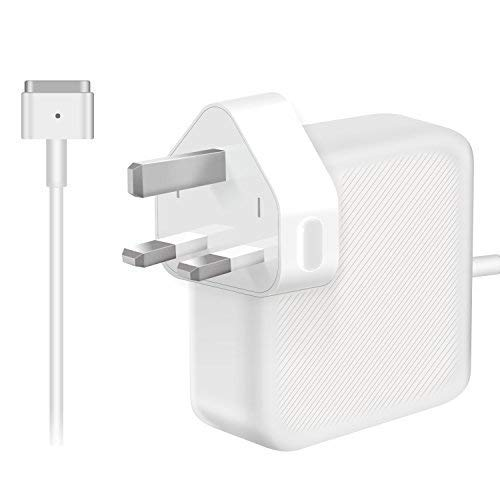 NUOO Compatible with Macbook Pro Charger Ac 85w Magsafe Power Adapter Charger Compatible with MacBook Pro 13-inch 15-inch and 17-inch