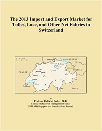 The 2013 Import and Export Market for Tulles, Lace, and Other Net Fabrics in Switzerland