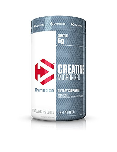 5. Dymatize Nutrition Micronized Creatine