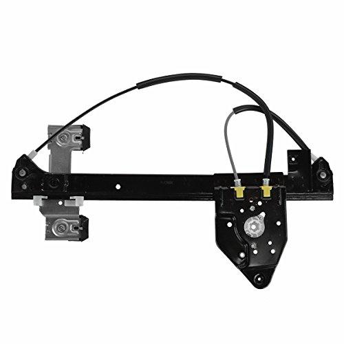 chevy trailblazer window motor - 6