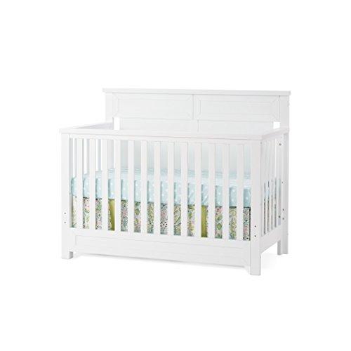 (Child Craft Abbott 4-in-1 Convertible Crib, Rich Walnut)