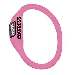 Dallas Cowboys NFL Tube Series Watch(Pink)