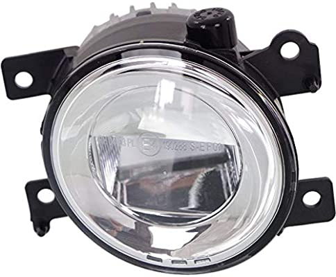 Amazon com: Clear Lens Fog Light For 2014-15 Infiniti Q50 QX80 RH