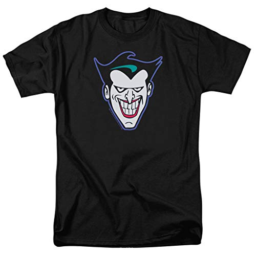 Batman: The Animated Series Joker T Shirt & Stickers