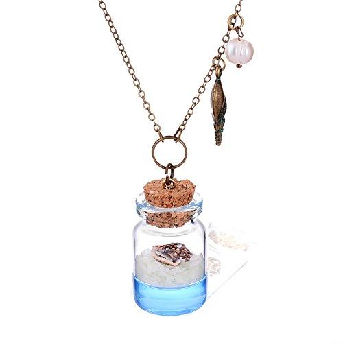 Sedmart Pendant Necklace Origami Jewelry