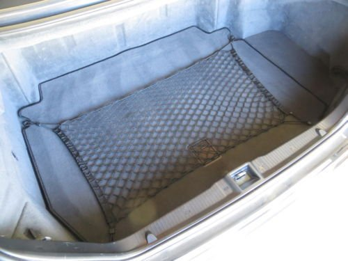 Floor Style Trunk Cargo Net for Mercedes-Benz S430 500 55 600 65 SL500 550 55 63 65 Trunknets Inc