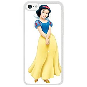 Snow White Iphone 5c White Phone Case Cover LSK2259