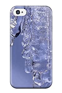 Hot Style EyBhcdH3550luprr Protective Case Cover For Iphone4/4s(snow S) by icecream design