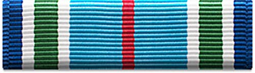 Slide-on Ribbon with Mounting bar: JOINT SERVICE ACHIEVEMENT