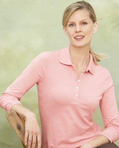 Izod Womens 3/4 Sleeve - 2