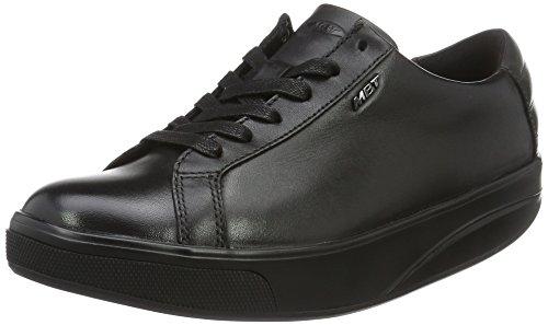 MBT Jambo 6s, Zapatillas de Estar por Casa para Mujer, Negro Negro (Black Nappa)