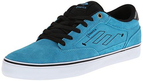 Emerica Skateboarding JINX Blue 2 Light Shoe THE Men's HrxHp