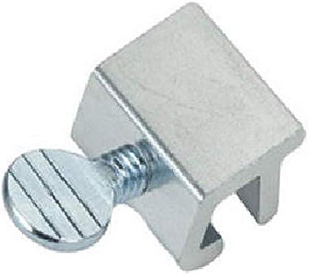 Litepak - Tope de seguridad para ventana y puerta corredera (aluminio): Amazon.es: Bricolaje y herramientas