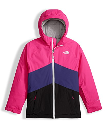 The North Face Big Girls' Brianna Insulated Jacket - petticoat pink, l/14-16 by The North Face