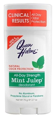 Queen Helene Deodorant Mint Julep 2.7 Ounce Stick (79ml) (3 Pack) -