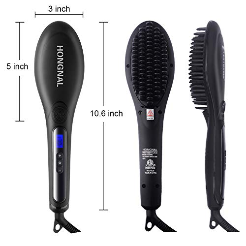 Buy brush for straightening short hair