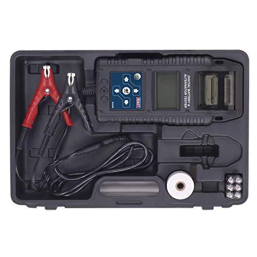 Sealey BT2015 Digital Battery /& Alternator Tester with Printer