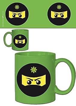 1art1 109098 Gaming Ninja Icon - Taza de café (cerámica ...