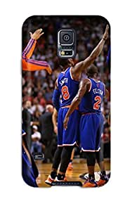 DanRobertse ORkTyGb367uIIOO For Case Iphone 5/5S Cover Protective Case New York Knicks Basketball Nba