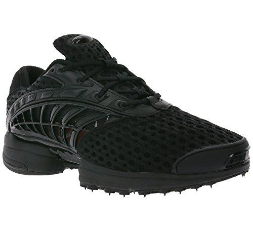 adidas Climacool 2, Scarpe Sportive Uomo Nero (Negbas/Negbas/Neguti)