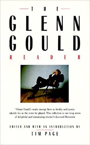 Glenn Gould Reader by Tim Page (1990-09-12)