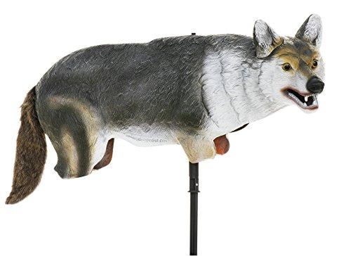 - Lucky Duck Yote Coyote Decoy