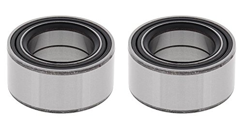 All Balls Front Wheel Bearing Kit Pair Bundle for Polaris 2009-2016 Ranger 500/700/800/900/1000, 2010-2016 RZR 570/800/900/1000, and 2008-2013 Sportsman 550/850 Models by All Balls