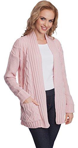 Merry Femme 1R31N1 Style Rose Cardigan wwUX7q0