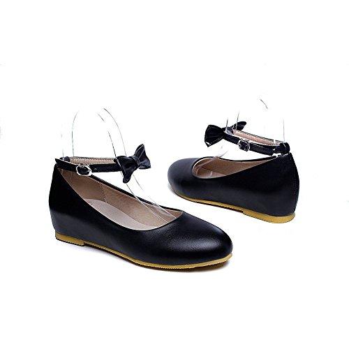 Compensées Noir 5 BalaMasa Femme APL10383 36 Noir Sandales fwxOZ