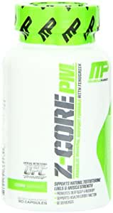 Muscle Pharm Z-Core PM, 60 Capsules