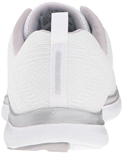 wsl Mujer Free Blanco Appeal Exterior Zapatillas break 0 Deporte Skechers Flex De 2 w7xpavq