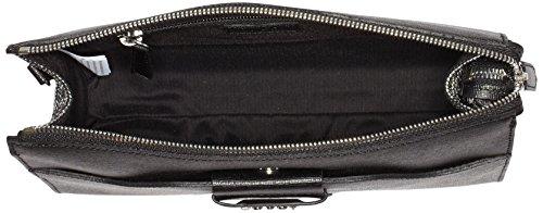 Tosca Blu Ginseng Tea - Bolso mochila Mujer Negro - Schwarz (BLACK C99)