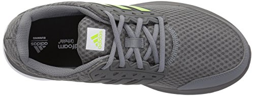 adidas Galaxy 3 m - Running - Trainers for Men Grey/Solar Yellow/Dark Grey zlNrkAHyJ