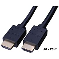 100 RedMere Slim HDMI Cable-2pack