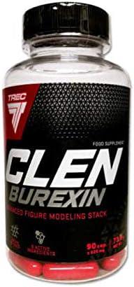 Trec Nutrition Clenburexin - 90 caps.