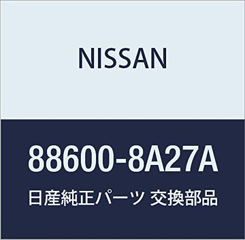 NISSAN(ニッサン) 日産純正部品 バツク アッシ― リヤシート 88600-8A27A B01N8UK4AH