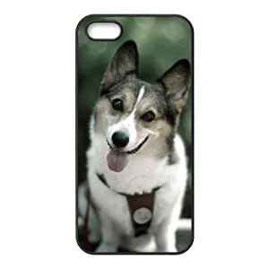 Customized case Of Cute Dog Hard Case for iPhone 5,5S