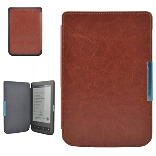 gbsell-new-stand-folio-flip-crazy-horse-leather-case-cover-for-pocketbook-613624626640-brown